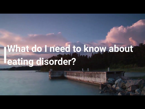 Eating Disorders Basics Facts Myths