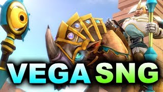 VEGA+Dendi vs Singularity- Amazing Game! - BTS Summer Cup DOTA 2