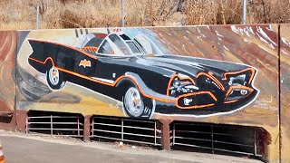 George Barris Garage Sale - Creator of The Batmobile Personal Collection & Visit To The Batcave