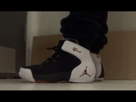 Air Jordan 1.5 Carmelo Melo White Black