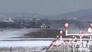 2012.2.2 小松空港(小松飛行場) KOMATSU Airport, Ishikawa, JAPAN(RJNK...