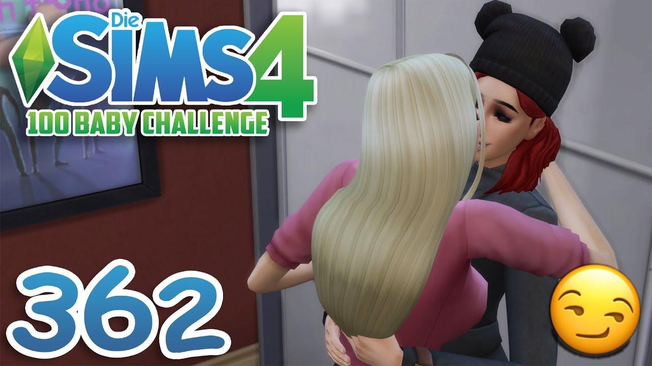 Die Sims 4: 100 Baby Challenge #362 EIN DATE MIT KATJA ...