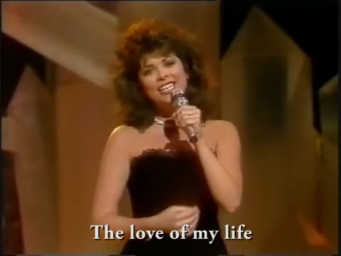 """L'amour de Ma Vie"" Sherisse Laurence, Eurovision 1986 with English Subtitles"