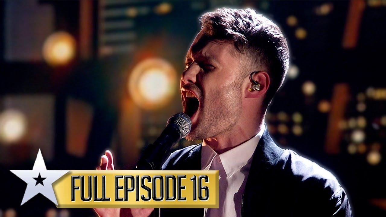 Download Calum Scott WOWS the Judges yet again!   Britain's Got Talent   Series 9   Episode 16   FULL EPISODE