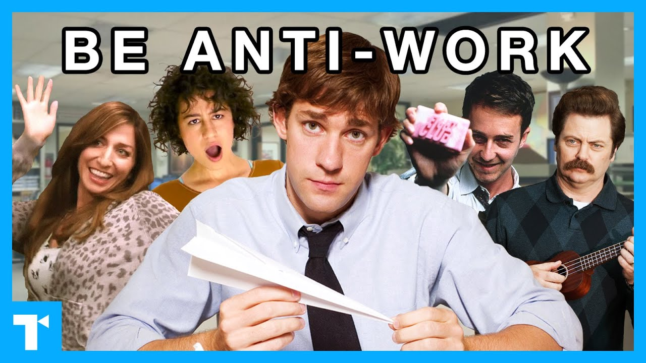 Anti-Work Heroes Onscreen - How to Escape Your Job