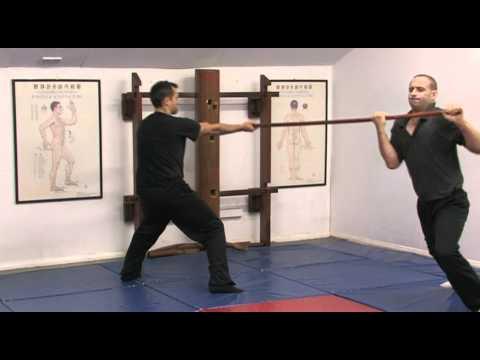 Wing Chun Pole & Knives 2010