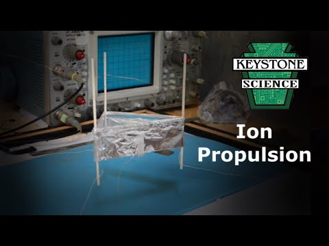 How to make an Ion Thruster