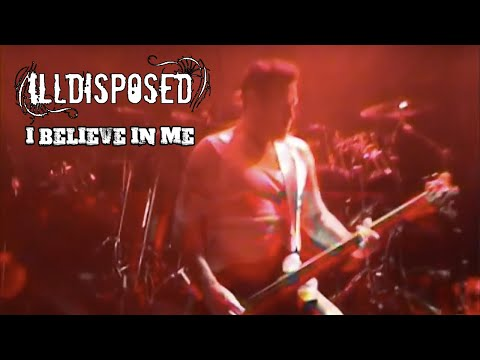 Illdisposed - I believe in me [Live]
