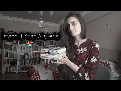 Kitap Alışverişi #3   İstanbul Alışverişi