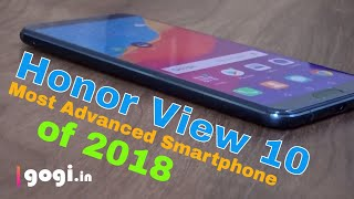 Honor View 10 review (in Hindi) -  Most Advanced AI Smartphone of 2018