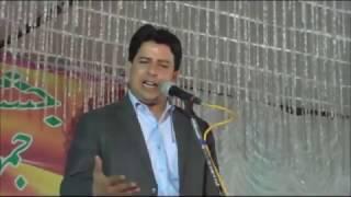 Dr Nadeem Shad Deobandi Latest Shayari- Mushaira 2017 in Balapur