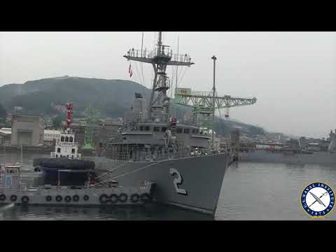USNI News Video: Avenger Mine Countermeasure Ships