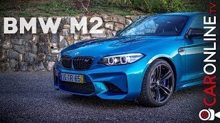 QUAL M4, o BMW M2 É QUE É!!! [Review Portugal]