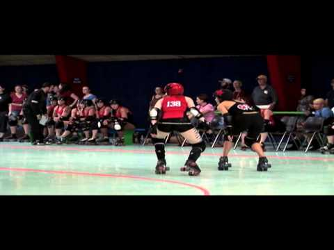 Texas Rollergirls Regional Watch Party Promo.mov