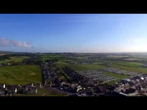 Drone Footage Ballyheigue June 2016