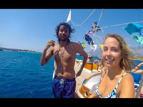 Contiki Turkish Sailing Trip 2015