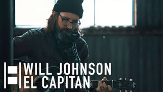 Will Johnson - El Capitan // Cinderblock