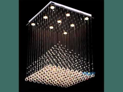 Modern pendant lights collection modern square pendant light youtube modern pendant lights collection modern square pendant light aloadofball Image collections
