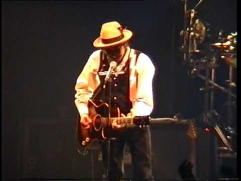 Bob Dylan   1991 06 19   Offenbach, Stadthalle