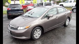 Honda Civic 2012 Videos
