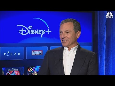 Disney CEO Bob Iger: We're just beginning the consolidation process