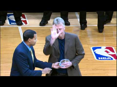 2012 Executive of the Year - Larry Bird
