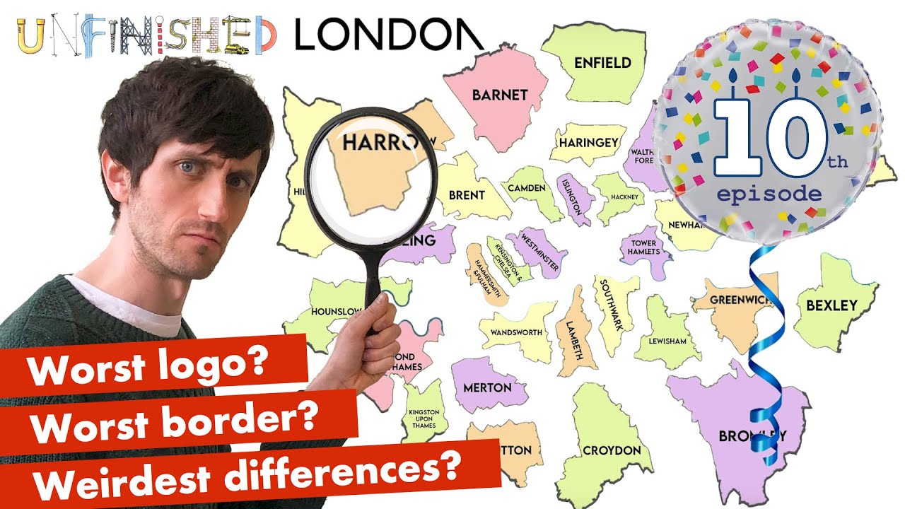 What's wrong with London's boroughs?