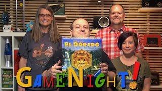 The Quest for El Dorado (Wettlauf nach El Dorado) - GameNight! Se5 Ep5