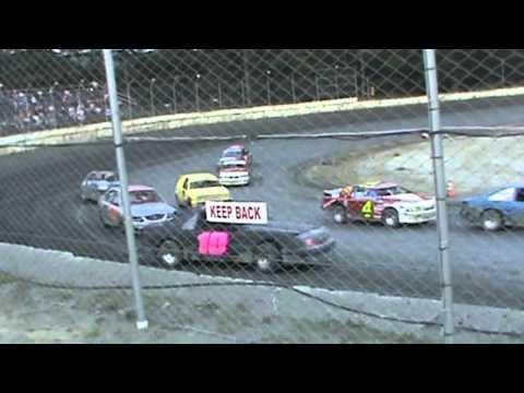 Legion Speedway NH Mini Stocks 6/24/12