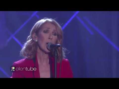 Celine Dion 'Recovering' Live Ellen...