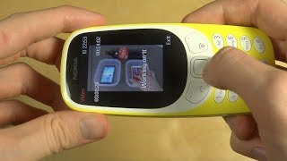 Watching YouTube Videos On Nokia 3310 2017 Review!