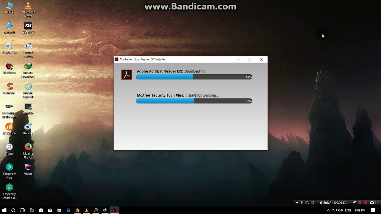 adobe dc offline installer msi