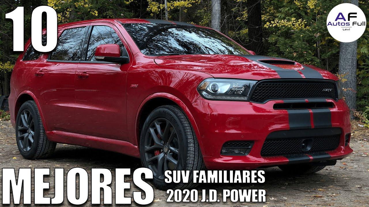 Las Mejores SUV Familiares del 2020