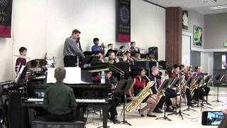 """Uptown Blues"" performed by Sutter MS Jazz Band"