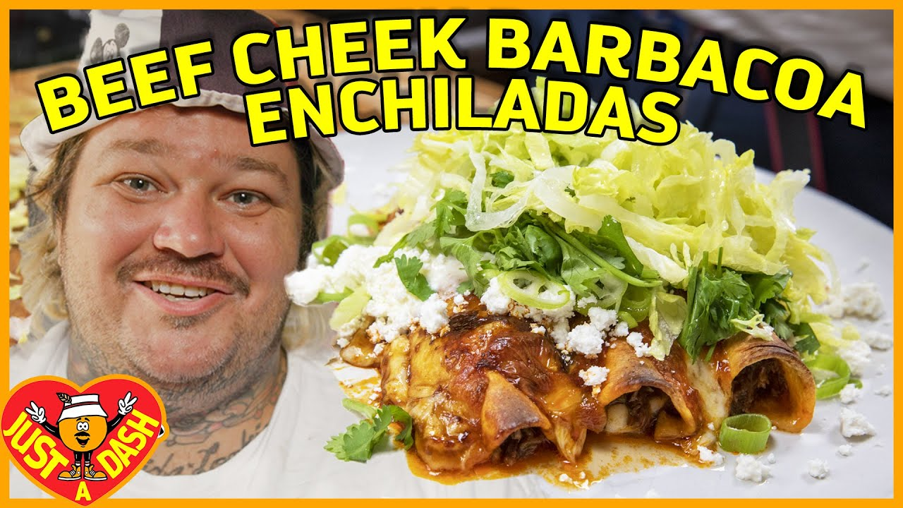 Download Beef Cheek Barbacoa Enchiladas | Matty Matheson | Just A Dash | S2 EP7