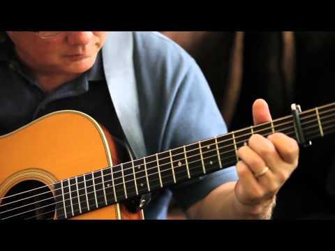 Merrill Guitars - Emulating a Perfect Era
