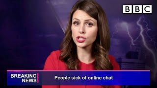Is video calling your friends terrible? | The Mash Report - BBC