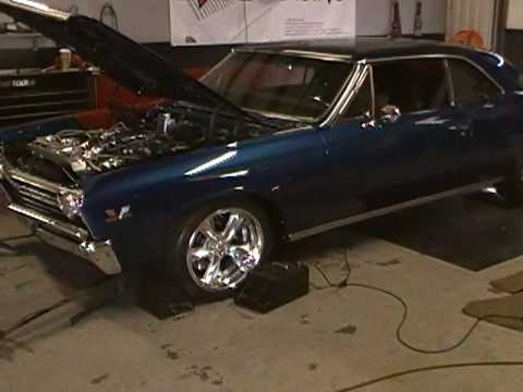 1967 SS CHEVELLE TWIN TURBO DYNO OVER 1200 HORSEPOWER BIG BLOCK  YouTube
