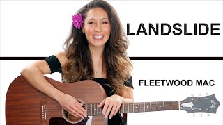 Landslide Fingerpicking Guitar Tutorial with Tabs, Chords, and Play Along