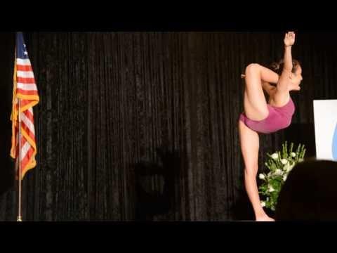 International Yoga Asana Championship 2013 - 2014 ~First Place Youth Female USA ~