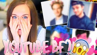 😱WHO IS MY REAL YOUTUBE BOYFRIEND!?😅