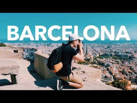 BEST VIEWS OF BARCELONA - Bunkers del Carmel