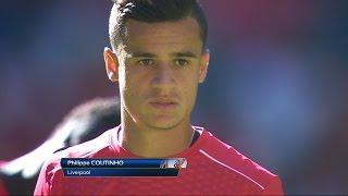 Philippe Coutinho vs Barcelona (Pre-Season) 2016-17 HD