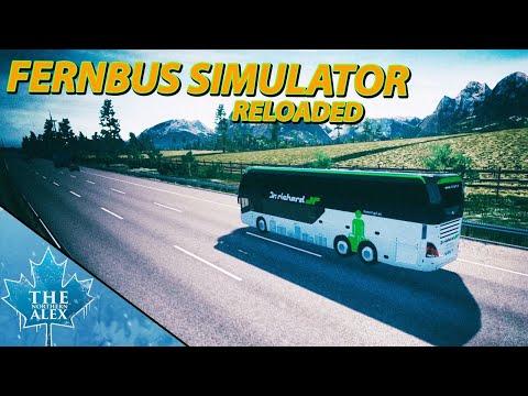 Fernbus /Coach Simulator - First look Austria - Switzerland DLC Part 1