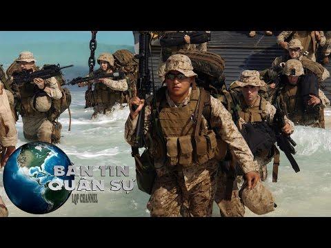 Tin Quân Sự - Thủy Quân Lục Chiến Mỹ Trở Lại Afghanistan Sau 2 Năm Vắng Bóng | Tin Mới Nhất