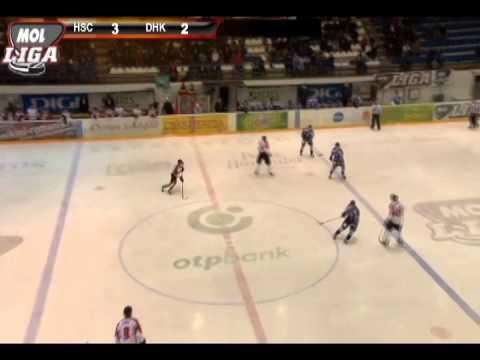 MOL Liga - HSC-DHK 5:3 (2014/11/01) összefoglaló - highlights