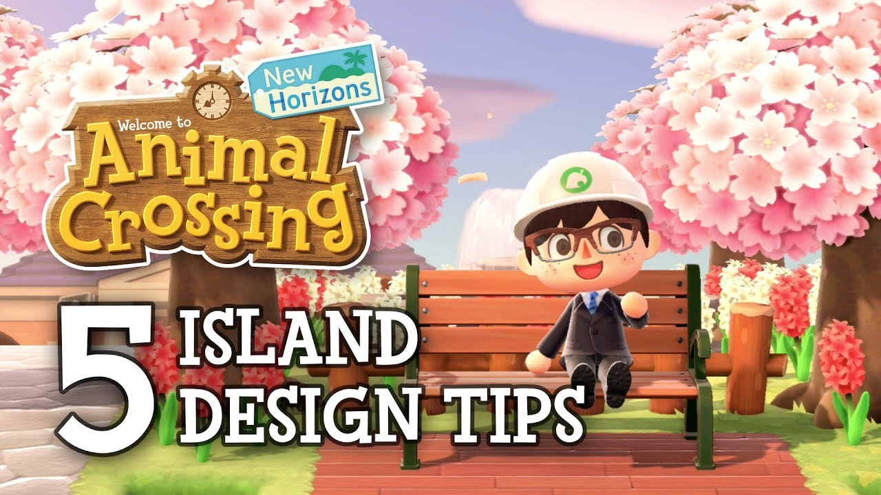 5 Tips To Design An Amazing Island In Animal Crossing New Horizons
