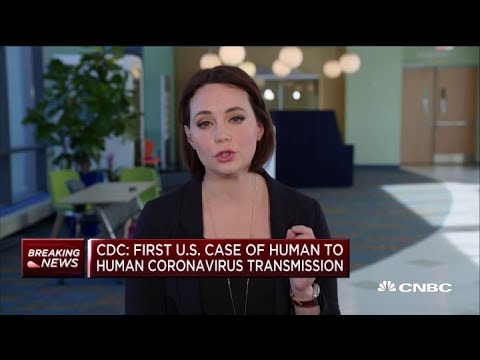 First U.S. Case Of Human-to-human Coronavirus Transmission: CDC