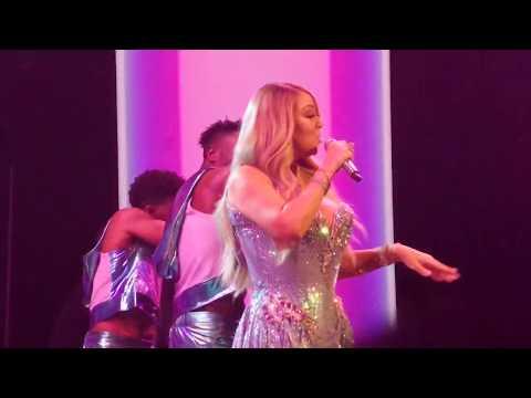 """Mariah Carey- """"A No No/ Dreamlover"""" Atlanta 2019"""