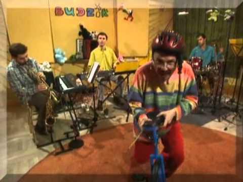 Pan Tenorek - Rower